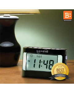 Vibrating Alarm Clock  Model VA3